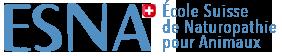 ESNA, École Suisse de Naturopathie pour Animaux Logo