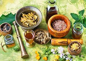 Naturopathie : préparations naturelles pour les animaux.